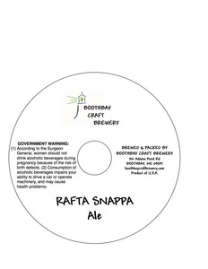 Boothbay Craft Brerwery Rafta Snappa