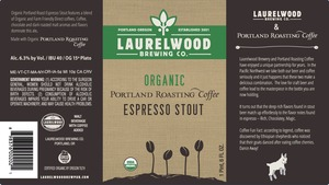 Laurelwood Brewing Co. Espresso Stout