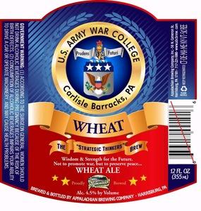 Appalachian Brewing Co War College Wheat