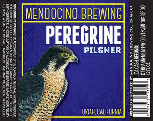 Mendocino Brewing Co Peregrine