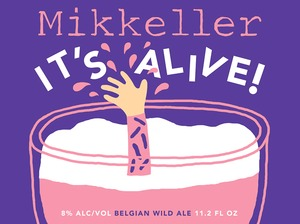 Mikkeller It's Alive