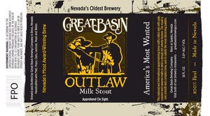 Great Basin Outlaw