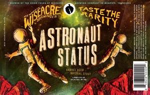 Taste The Rarity Astronaut Status