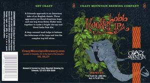 Crazy Mountain Brewing Company Hookiebobb