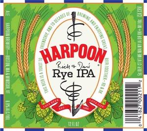 Harpoon Rye