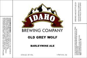 Idaho Brewing Company Old Grey Wolf