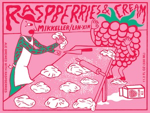 Mikkeller Raspberries And Cream