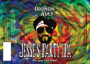 Odd Side Ales Jesse's Party IPA