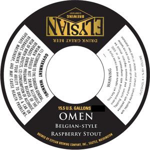 Elysian Brewing Company Omen