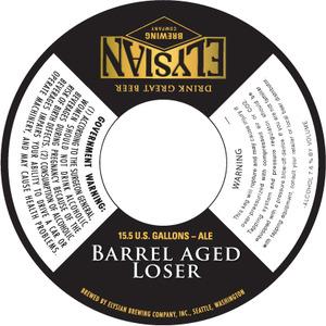 Elysian Brewing Company Barrel Aged Loser
