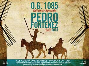 O.g. 1085 Edizione Speciale Pedro Fontenez