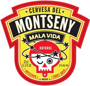 Cervesa Del Montseny Mala Vida