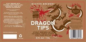 Buxton Brewery Dragon Tips