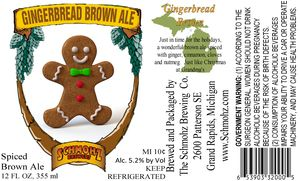 Gingerbread Brown Ale