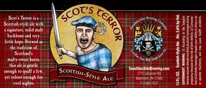 Swashbuckler Brewing Company Scot's Terror