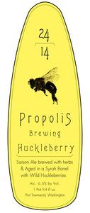 Propolis Huckleberry