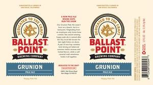Ballast Point Grunion
