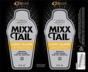 Bud Light Mixxtail Long Island Iced Tea