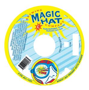Magic Hat Stealin' Time December 2014