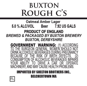 Buxton Brewery Rough C's