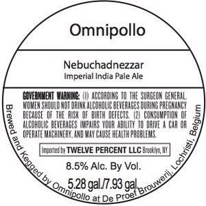 Omnipollo Nebuchadnezzar