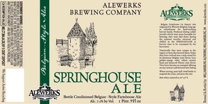 Williamsburg Alewerks Springhouse