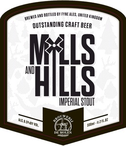 Fyne Ales Mills & Hills