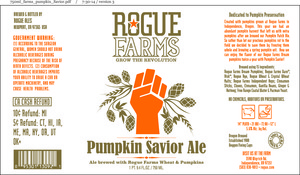 Rogue Pumpkin Savior
