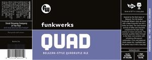 Quad Belgian-style Quadruple Ale