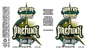 Prefunk American Pale Ale