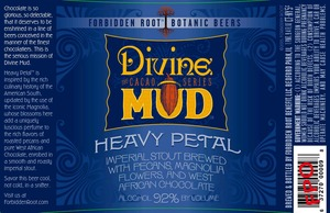 Forbidden Root Benefit Divine Mud Heavy Petal