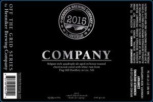 Henniker Brewing Company Company