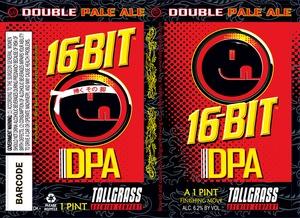 Tallgrass Brewing Co. 16-bit Dpa