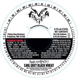 Flying Dog Earl Grey Black Wheat