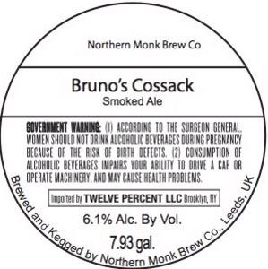 Northern Monk Brew Co. Bruno¿s Cossack