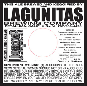 The Lagunitas Brewing Company Undercover Investigation Shut-down