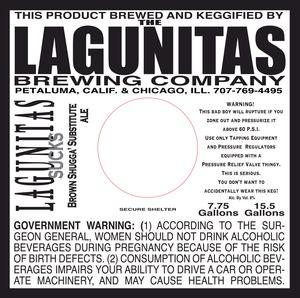 The Lagunitas Brewing Company Lagunitas Sucks December 2014