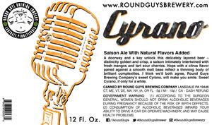 Round Guys Brewing Company Cyrano