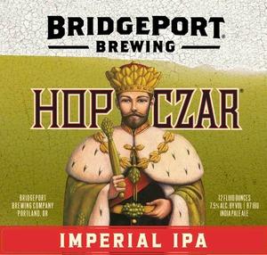 Bridgeport Brewing Hop Czar