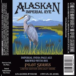 Alaskan Imperial Rye