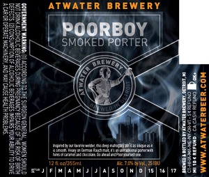 Atwater Brewery Poor Boy