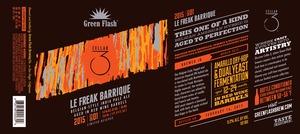 Green Flash Brewing Company Le Freak Barrique