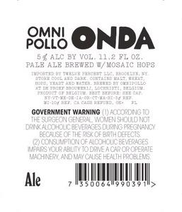 Omnipollo Onda