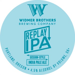 Widmer Brothers Brewing Company Replay IPA