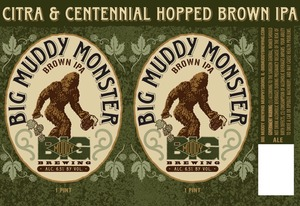 Big Muddy Brewing Big Muddy Monster