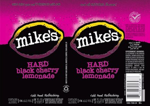 Mike's Hard Black Cherry Lemonade