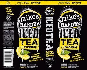 Mike's Iced Tea + Lemonade