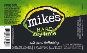 Mike's Hard Key Lime