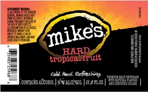 Mike's Hard Tropical Fruit