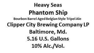 Heavy Seas Phantom Ship